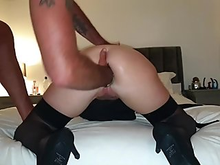 anal, double penetration, fingering, fisting, gaping